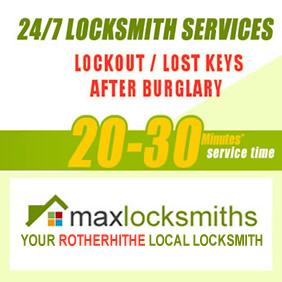 Rotherhithe locksmiths
