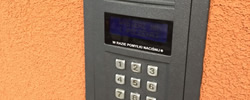 Rotherhithe access control service