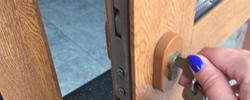 Rotherhithe locks change